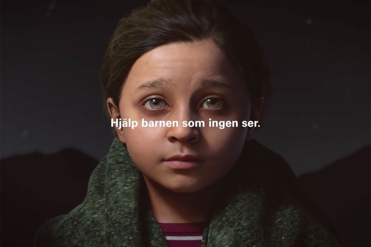 Unicef's Computer-Generated Girl Speaks for All Children in Crisis - Interactive (video) - Creativity Online