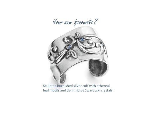 One of the new cuffs from Lily Rose