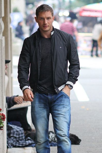 tom hardy in vancouver... can never get tired of this pic. never.