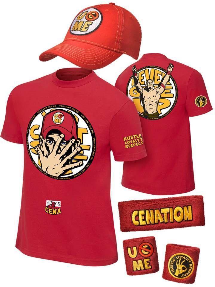 John Cena Boys 2014 Red Kids Costume T-shirt Hat Wristbands - http://bestsellerlist.co.uk/john-cena-boys-2014-red-kids-costume-t-shirt-hat-wristbands/