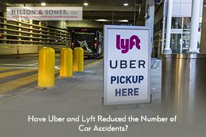 Have transportation companies like Uber and Lyft had an effect on drunk driving? If you have been in an accident with a drunk driver, contact our firm today.