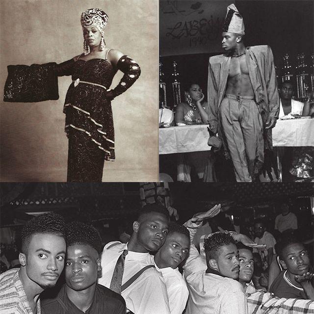 A origem do ballroom remonta à Nova York dos anos 30, quando drag queens se reuniam em locais escondidos (nessa época era expressamente proi...