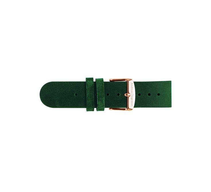 Wristband Green Oslo (pre-order)