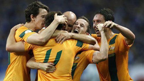 australia vs netherlands world cup 2014