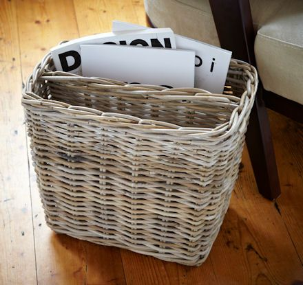 26 Best Wicker Storage Solutions Images On Pinterest