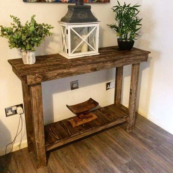 pallet side table side table wooden side table pallet