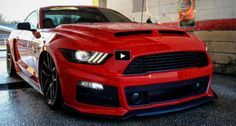 Modified 2015 Mustang GT