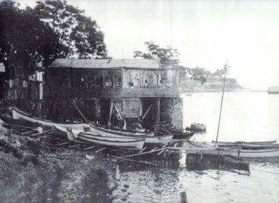 Bakırköy'de Balıkçı Barınağı   #birzamanlar #istanbul #oldpics #istanlook #life