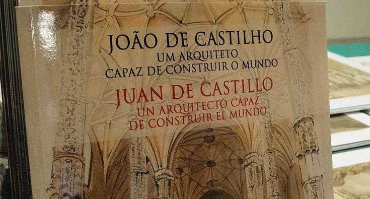 por Aurélia Madeira - Foi lançado, na passada quinta-feira em Tomar, o livro que, escrito na primeira pessoa, conta a história resumida do mais importante arquitecto português de sempre, o espanhol João de Castilho