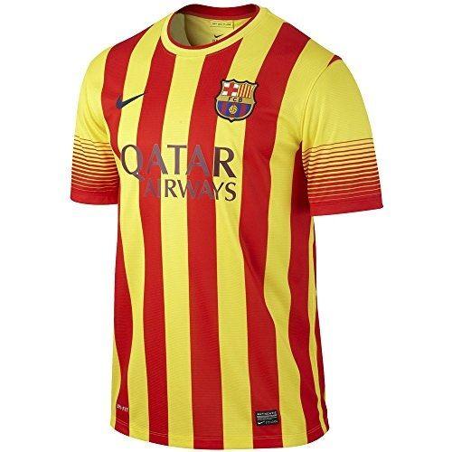 Nike-Barcelona-FC-Camiseta-de-ftbol-2-equipacin-2013-14-talla-L-0