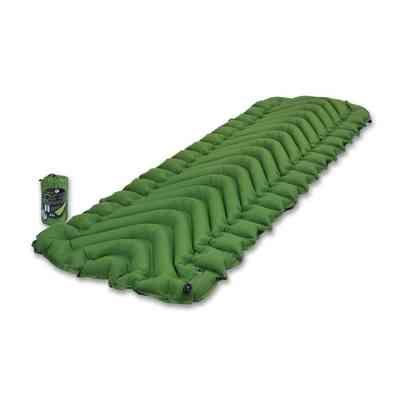 Klymit Static V Sleeping Mat Regular Green/Charcoal Black