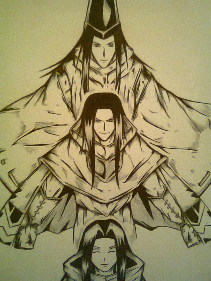 El rey del ocultismo Hao Asakura