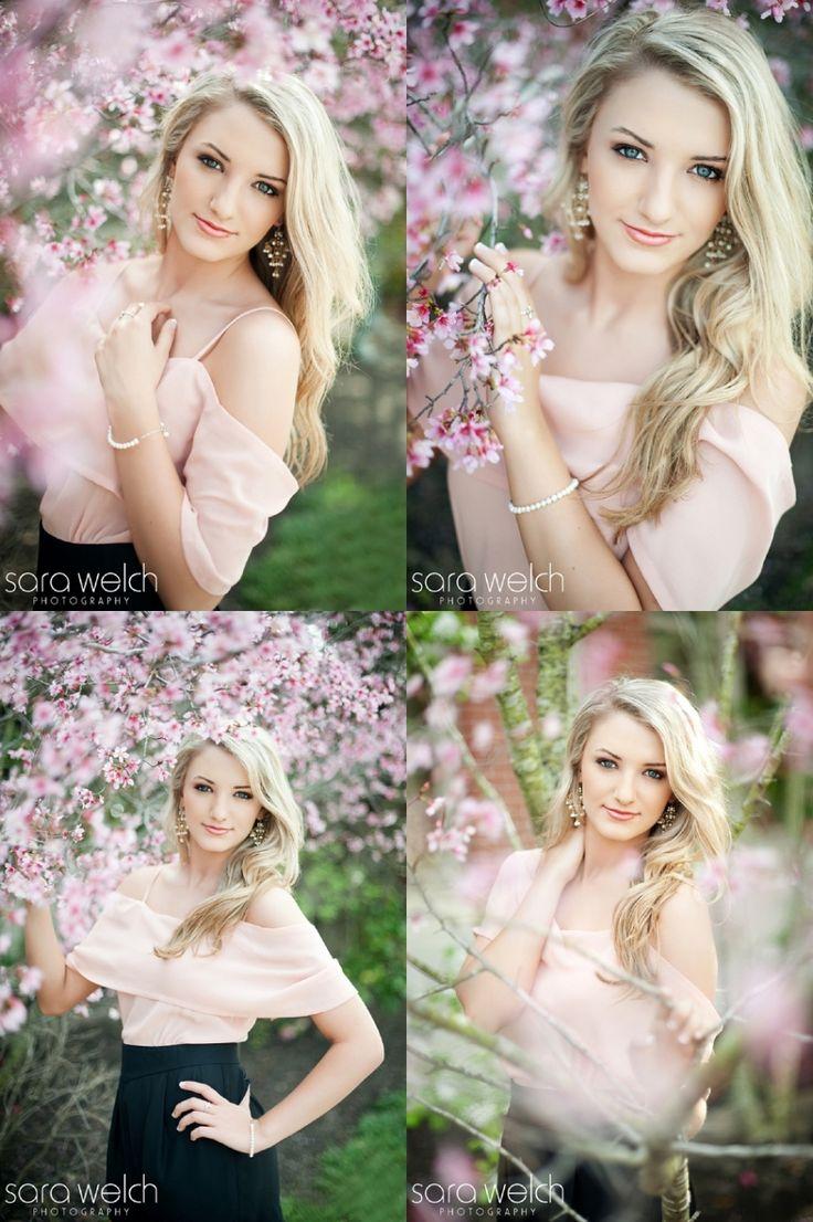 Gorgeous spring portraits! Brunette?!