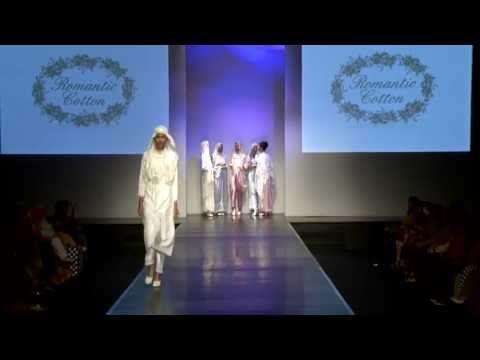JIFW 2013 Romantic Cotton #JIFW2013