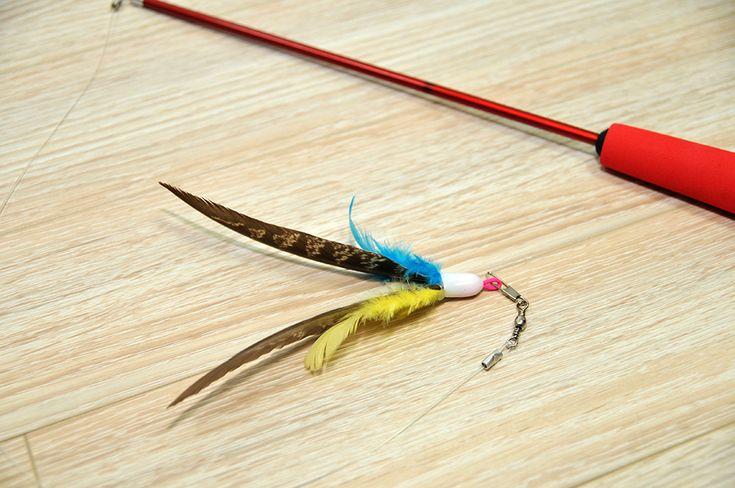 CAT FISHING FLY TOY(캣 피싱 플라이 토이) Tinia story