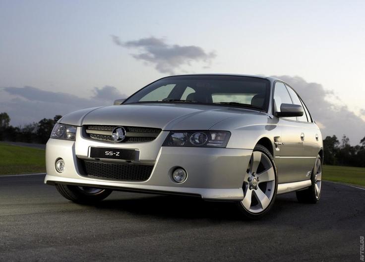 2005 Holden VZ Commodore SS Z