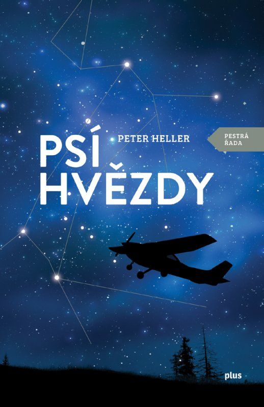 Czech cover of the book The Dog Stars by Peter Heller.