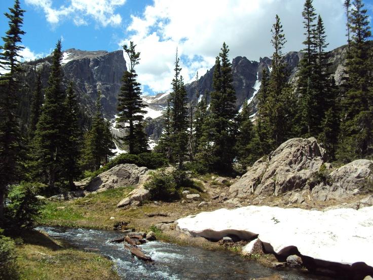 Estes Park - Bear Lake