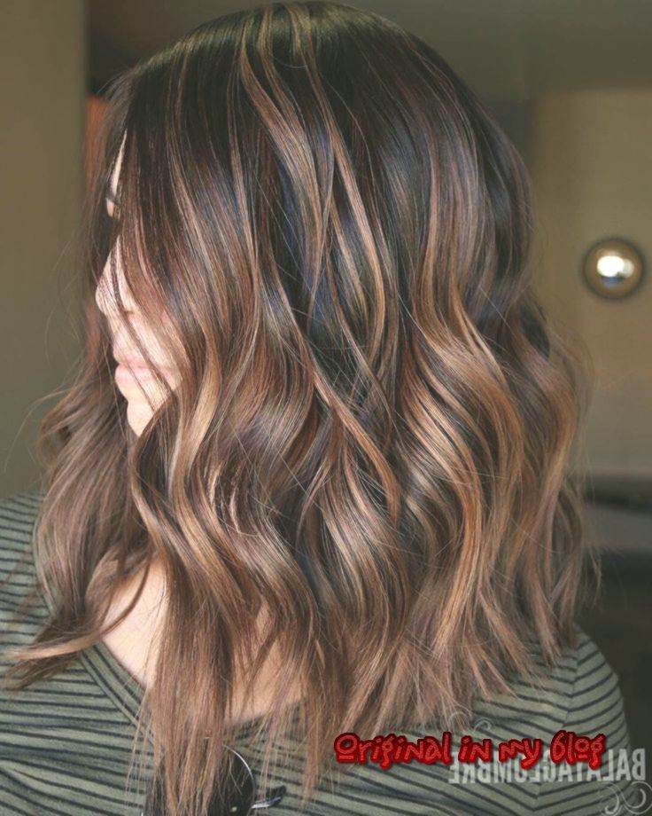 Frauen Frisuren 2019 Frauen Frisuren 2019 Brown Hair Balayage Hair Styles Long Hair Styles