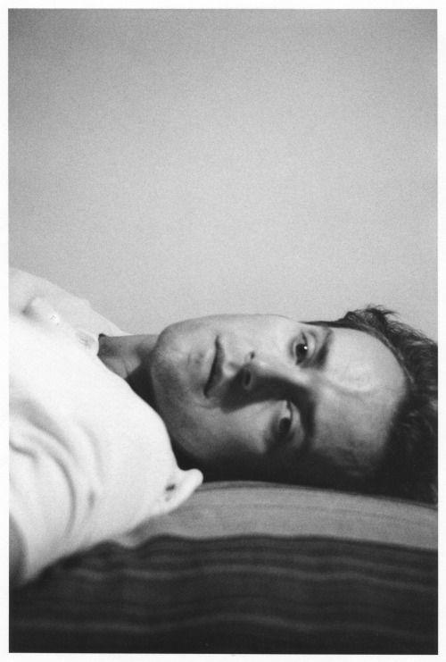 Hervé Guibert, Autoportrait, 1989