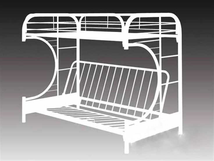 White Futon Bunk Bed White Futon Bunk Bed Design Ideas – Bedroom ...