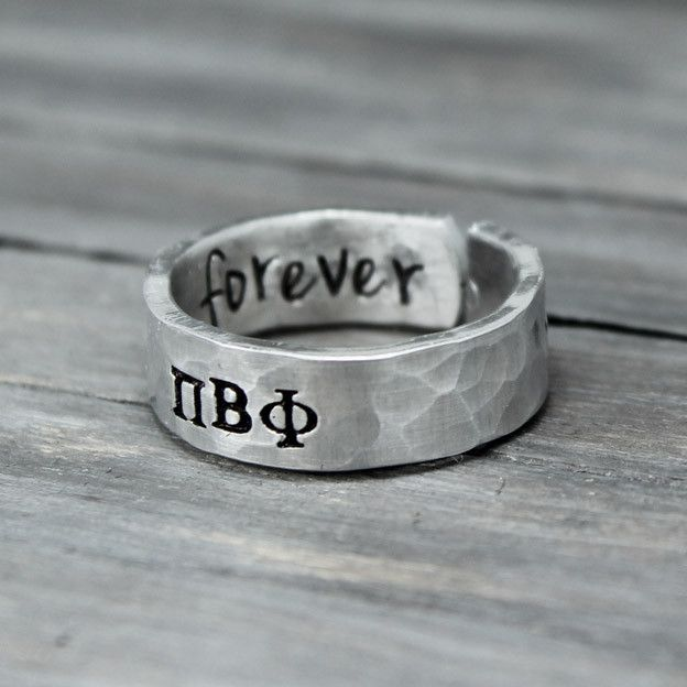 Pi Beta Phi Infinity Ring