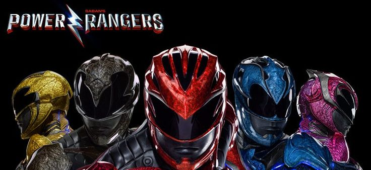 The POWER RANGERS Strike A Battle-Ready Pose In A Sweet New Promotional Image