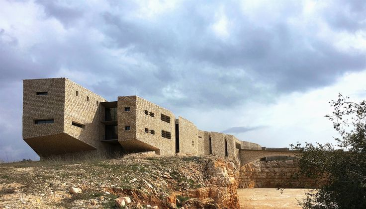 Gallery of Royal Academy for Nature Conservation / Khammash Architects - 1