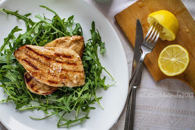 marinated chicken | Flickr - Photo Sharing!