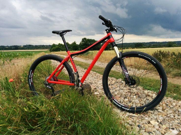 New Dartmoor Primal 29, thanks Duncan (Void)   Bike Vibe ...