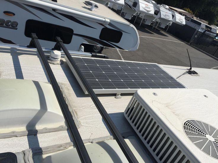 Roof mounted 100 Watt Solar Panel solarenergy,solarpanels