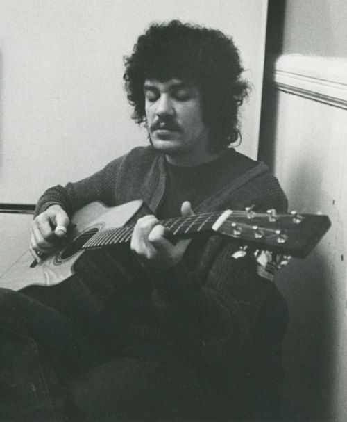 Mike Bloomfield,