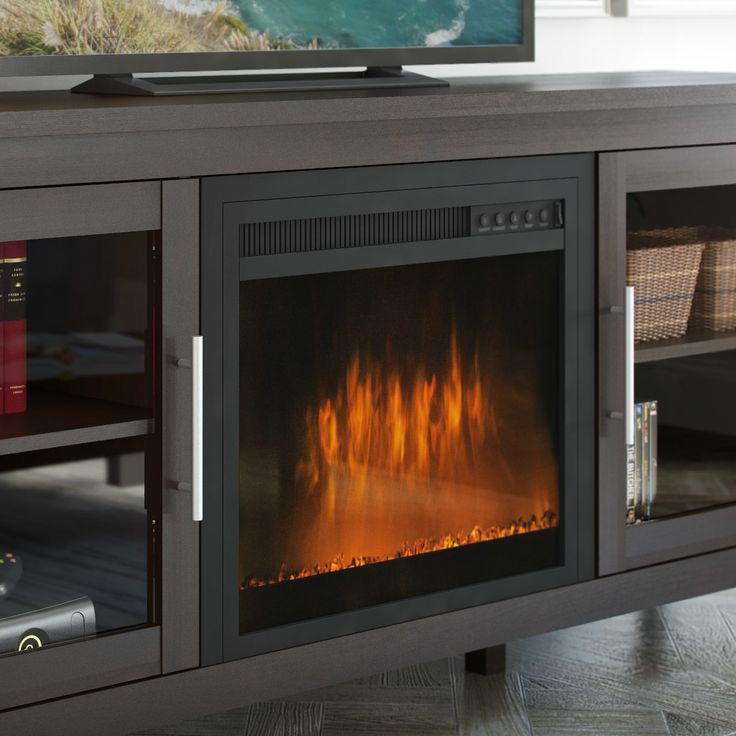 Fireplace Design fireplace insert electric : Best 25+ Electric fireplace insert ideas on Pinterest | Fireplace ...