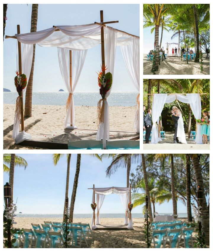 Cairns Wedding Arches 1