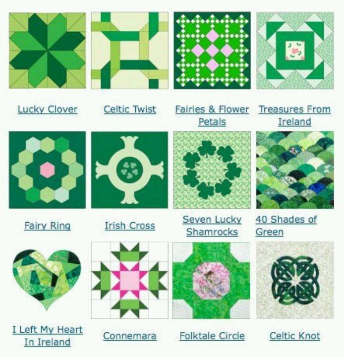 223 best Celtic Quilts images on Pinterest | Celtic quilt, Celtic ... : irish quilt tutorial - Adamdwight.com