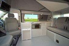 VW Campervan Conversions - VW Campervan Hire - VW Campervans For Sale