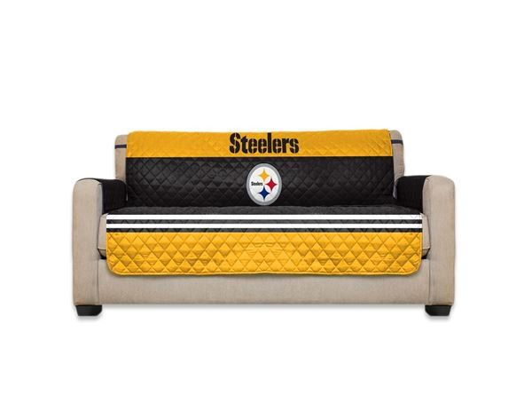 Picture of Pittsburgh Steelers Sofa Protector