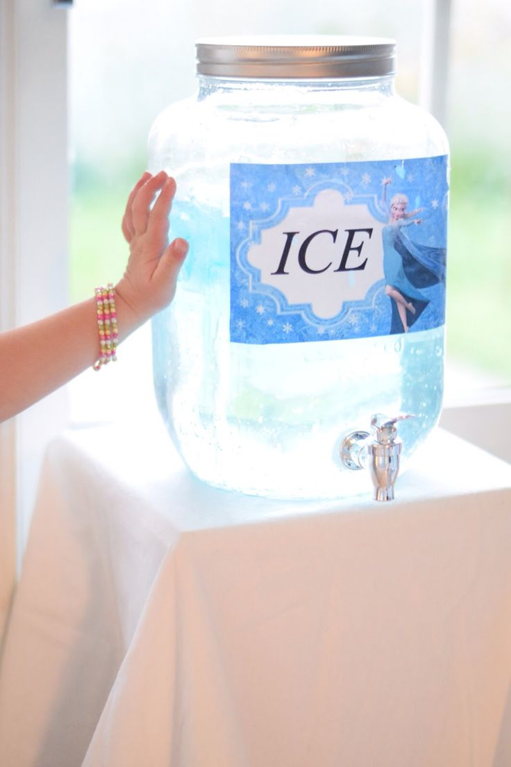 Drink colour water blue freeze sprite soda frozen party