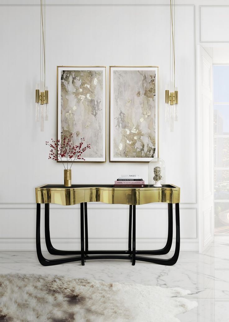 15 best Modern Console Tables images on Pinterest | Design projects ...