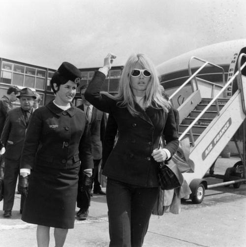STYLEBYKLS: Brigitte Bardot