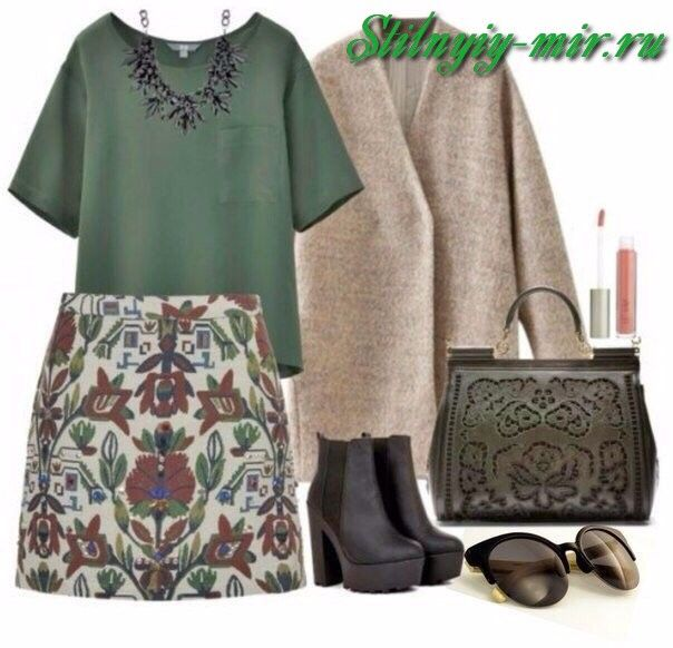 Модные луки весна-лето 2017. Resort-стиль. 1