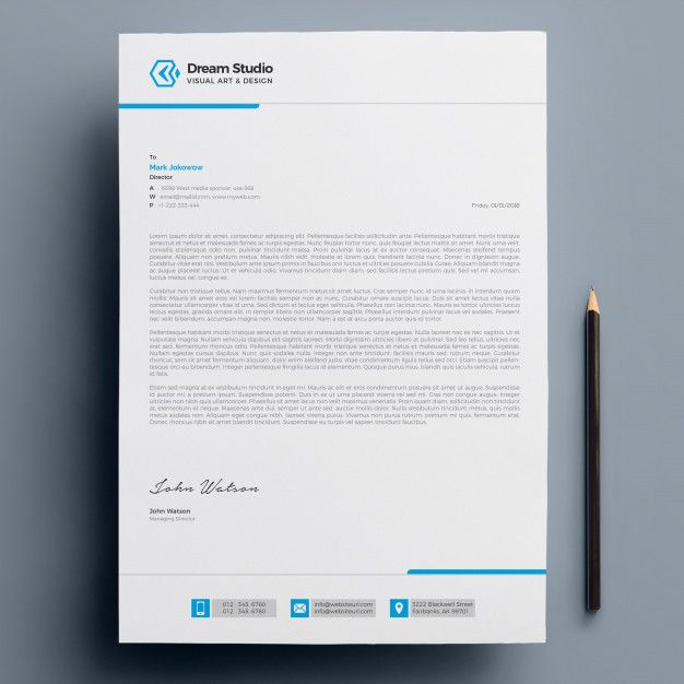 5 download letterhead templates company letterhead.html