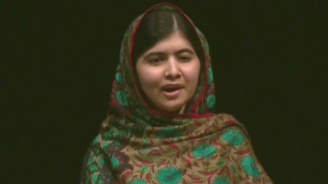 The Nobel Peace Prize goes to India's Kailash Satyarthi and Pakistan's Malala Yousafzai for fighting child suppression and promoting young people's rights.