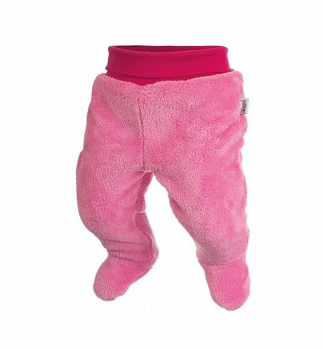 Pants with a splash Mazlik Angel Outlast ® are made of warm material Wellsoft and are lined with cotton knit containing Outlast ® temperature-regulating material. The waist is wide elastic that never high comfort and chafing. Suitable for combination with sweatshirt Mazlik Angel Outlast ®.