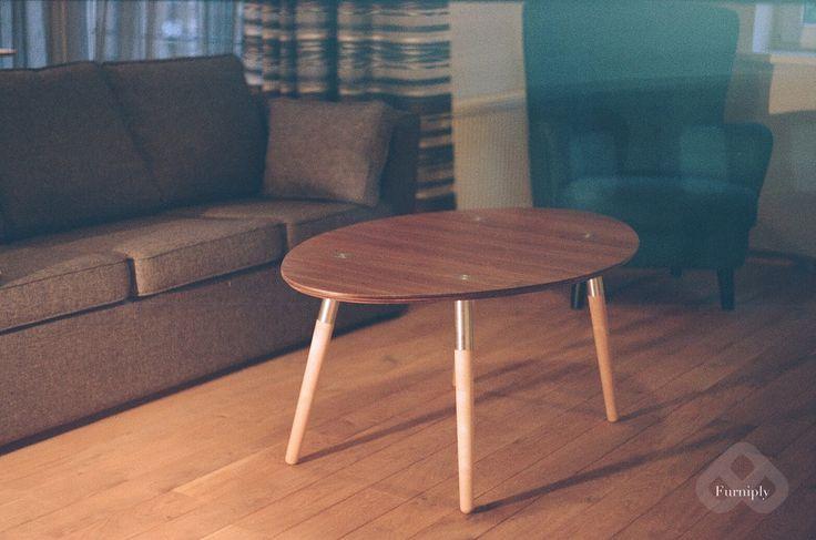 Coffee table by Ingus Jakobsons