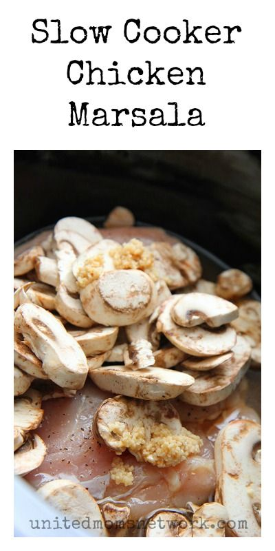 Best 25+ Chicken marsala recipes ideas on Pinterest ...