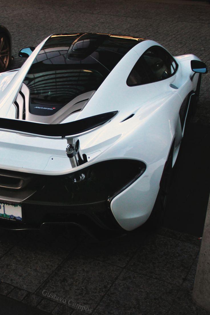 McLaren P1  sports cars