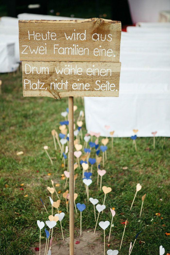 Hochzeit auf dem Landgut Stober