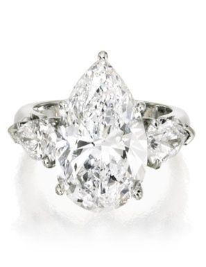 sotheby's+diamond+rings | Platinum and Diamond Ring - Sotheby's