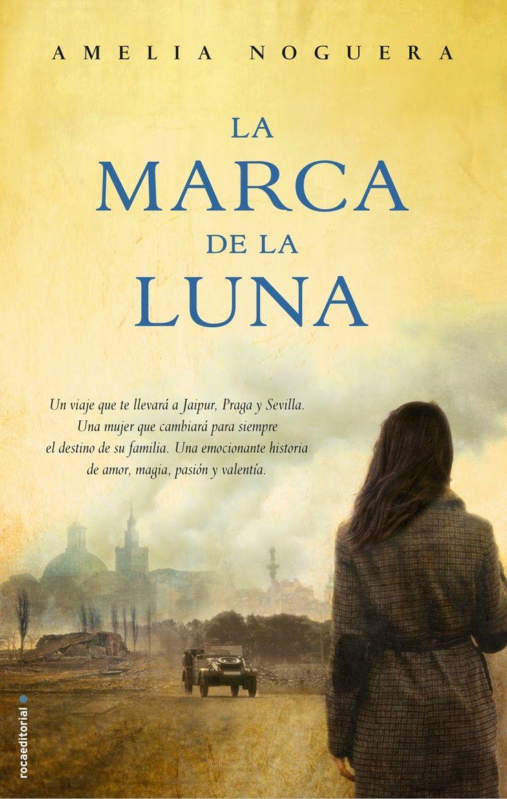 La marca de la luna - Amelia Noguera http://www.eluniversodeloslibros.com/2015/01/la-marca-de-la-luna-amelia-noguera.html